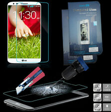 100% Genuine Tempered Glass Film Explosion Proof Screen Protector For LG G2 orG3
