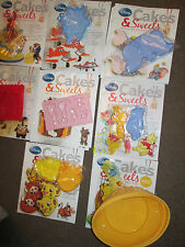 DISNEY CAKES AND & SWEETS CAKE SWEETS RECIPE MAGAZINE BACK ISSUES 44+ SUMMER