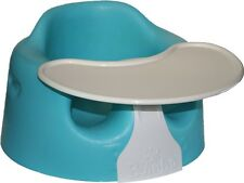 BUMBO Baby Seat BLUE - includes TRAY!