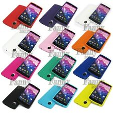 soft Silicone Gel pure Rubber Case Skin Cover for Google Nexus 5, LG D821