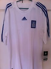 National Greece Official Euro 2008 Soccer Jersey