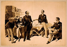 Photo Printed Old Poster Stage Theatre Misc Musical Drama Comedy Production 004
