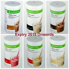 HERBALIFE *FORMULA 1* Delicious Protein Shake Meal - Sealed Tub Net Weight 550g