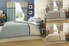 Valeria Duvet Quilt Cover Bedding Set With Pillow Case Single Double King