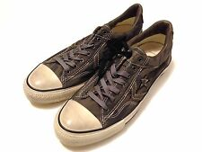 Converse John Varvatos Star Player Low EV Tarmac Green Camo Grey Sneakers 9-10.5
