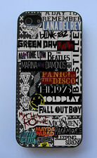 Nirvana,Green Day,Cold Play,Blink 182,Arctic Monkeys 4 iPhone 4/4S,5/5S,5C,6,6Pl