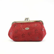 [Australian Bush Collection] Ladies 12cm Framed Purse / Genuine Kangaroo Leather