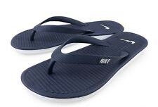 New NIKE SOLARSOFT THONG II (488160-417) Beach Sandals Nike Slippers Flip-Flop
