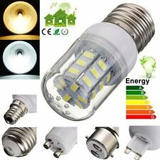 BOMBILLAS E12 E14 E26 E27 B22 G9 GU10 27 LED 5730 SMD 5W LIGHT BULB Lámp w/cover