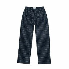 Men's  knit pajama pants draw string /lounge pants/100% cotton/Large