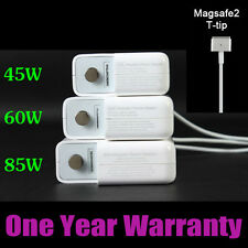 45W 60W 85W T-tip Power Adapter Charger For Apple MacBook Magsafe 2 A1466 A1398