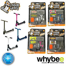 New! Finger Whips Ramp Pack Stunt Scooter - EDGE - INSANE - BLAST - PRO