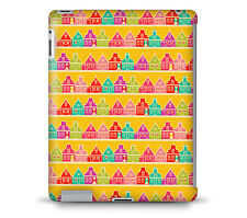 Traditional Dutch Houses Tablet Hard Shell for iPad, Kindle, Samsung Galaxy, N..