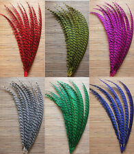 NEW 10-50PCS Lady Amherst Pheasant 32-36 inches / drama feathers, performances