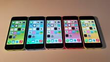 APPLE iPHONE 5c 16GB SPRINT CLEAN ESN CLEAN iCLOUD  PINK GREEN BLUE WHITE YELLOW