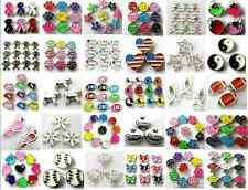 30pcs lot mixed style floating charms wholesale for living memory lockets #1