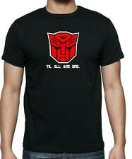TRANSFORMERS AUTOBOT T-shirt .... available in sizes up to 5XL FREE UK POST