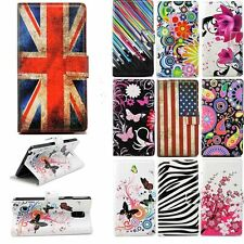 Floding Leather Stand Pounch Cover Hard Case For Sony Samsung Apple Iphone