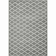 Safavieh Hand-Tufted Chatham GREY / IVORY Wool Area Rugs - CHT721D