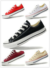 Canvas Fashion Sneakers Lady all stars Chuck Taylor Ox Low Top Womens Shoes