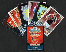 MATCH ATTAX - 2014/2015 Cards #1 to #60 (Discount for  10) 14/15 Premier League