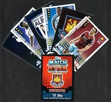 MATCH ATTAX - 2014/2015 Premier League Cards #301 to #360 (Discount  10) 14/15