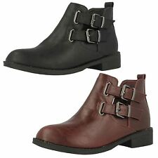 Girls Spot On Boots H5035S