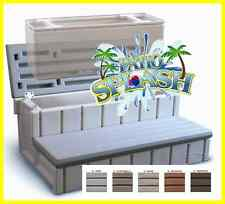 Spa Step Storage Step Hot Tub Step Premium Quality  RV Steps By Confer Plastics