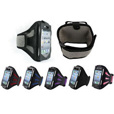 Running Biking Gym Sports Mesh Armband Case Cover Pouch For Apple iPhone 4S 3GS