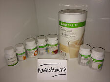 Herbalife Weight Management Program - Quickstart / Advanced / Ultimate FREE SHIP