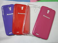 Imported Silicon SOFT Pouch Back Case Cover For LENOVO S650 S 650