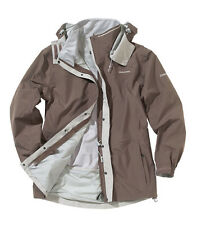 Craghoppers Womens Brown Kiwi Gore Tex Jacket Waterproof Size 10 - 14 RRP £175