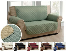 Luxury Quality Microfiber Pet Dog Reversable Sofa Furniture Protector Cover