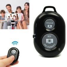 Wireless Bluetooth SELFIE Camera Remote Control Shutter For iPhone Samsung Phone