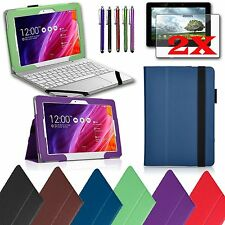 """For ASUS Transformer Pad TF103C 10.1"""" Case Stand w/ Hand Strap +GIFT Accessories"""