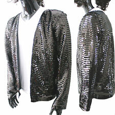 Rare Classic MJ Michael Jackson Billie Jean Jacket T-Shirt Glove Hat Performance