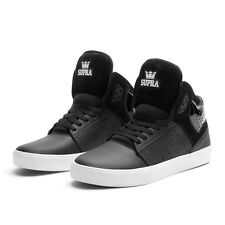 Supra Atom Trainer Black-White (S91000)