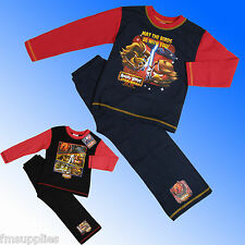 Boys Official Star Wars Angry Birds II Pyjamas Pjs Age 3-10 Years