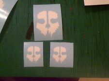Call of Duty Ghost 3 Controller Decal Stickers MW3 Elite All colours