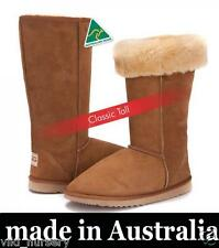 Brand New Australia Made UGG Boots w/ Genuine Australian Sheepskin- Classic Tall