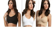 3 pcs/set Genie Bra with removable pads Size: S,M,L,XL,XXL,XXXL Free Shipping