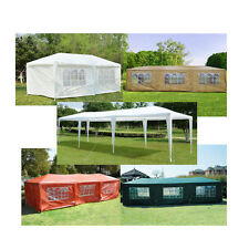 Outdoor Canopy Party Wedding Tent Gazebo Pavilion Cater Events with Sidewalls