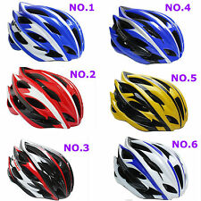 Giant Adult Cycling Helmet Road Bike MTB 24 Holes Helmet with Anti-insect Net