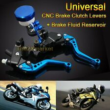 Aluminum Hot-sale Brake Clutch Levers Fluid Reservoir Fit For Suzuki Motorcycle
