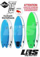 NEW Softech TC PRO 5'4, 6'0 & 6'6 Soft Surfboards. Intermediate surfers only