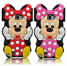 3D Cartoon Disney soft Silicone Case Cover For iphone Samsung Sony Mobile Phones