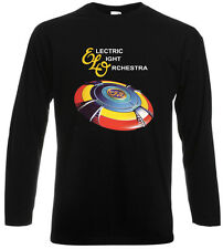 ELECTRIC LIGHT ORCHESTRA ELO Band Very Best Long Sleeve Black T-Shirt Size S-3XL