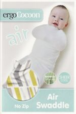 ERGO AIR COCOON - SOFT BAMBOO WRAP - 3 SIZES AVAILABLE - CITRON ARROW ergoPouch