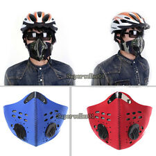 Bicycle Ski Anti-pollution Mask Sport Mouth-muffle Dustproof  Air filter masks