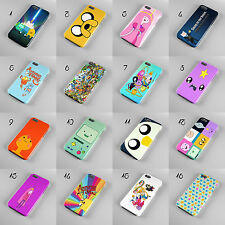ADVENTURE TIME 3D FULLY WRAPPED CASE COVER FOR IPHONE 4 5 & SAMSUNG S3 S4